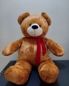 38 inches brown teddy bear